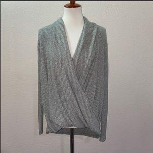 Anthropologie Akemi + Kin Green Sweater Size Large